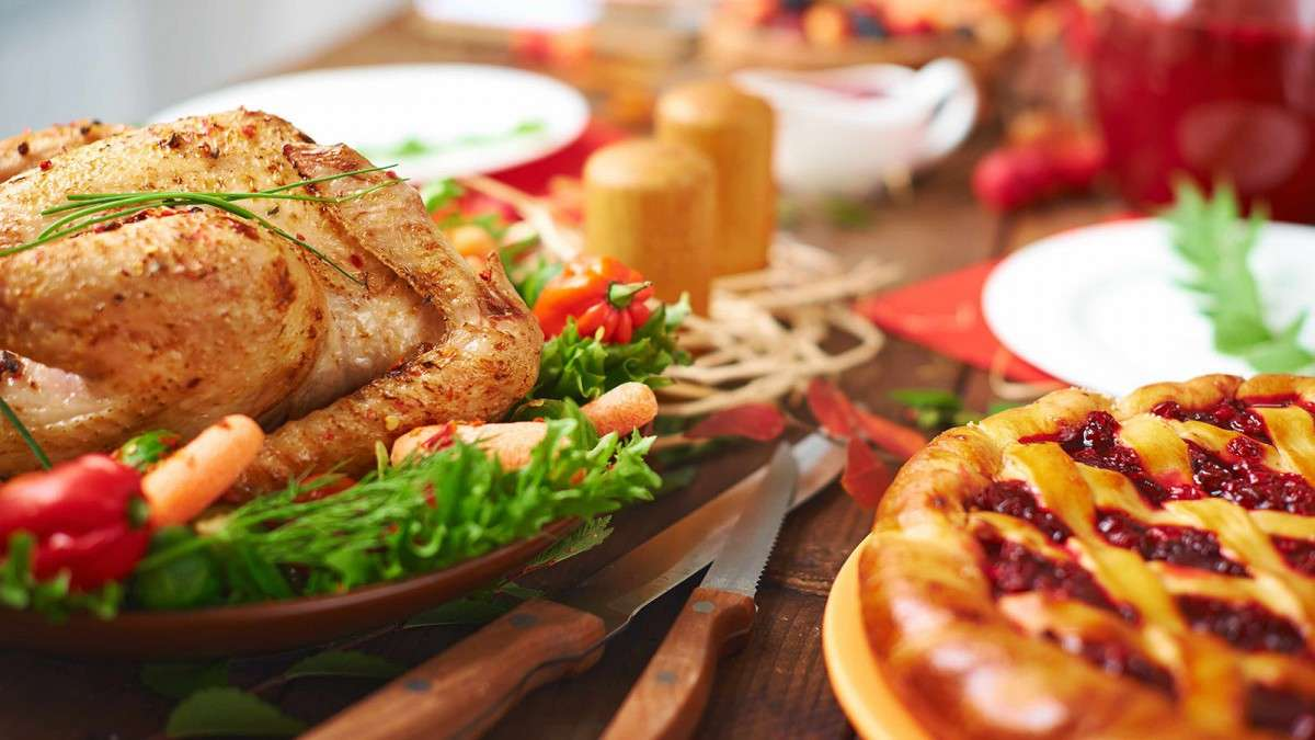 How to eat healthy in celebrations