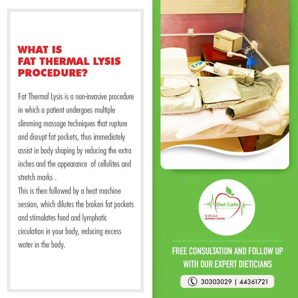 FAT THERMAL LYSIS PROCEDURE MACHINE