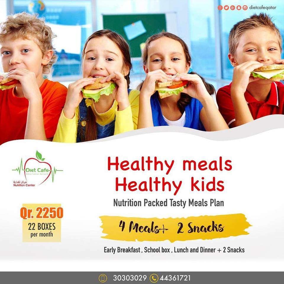 Healthy Kids Meals