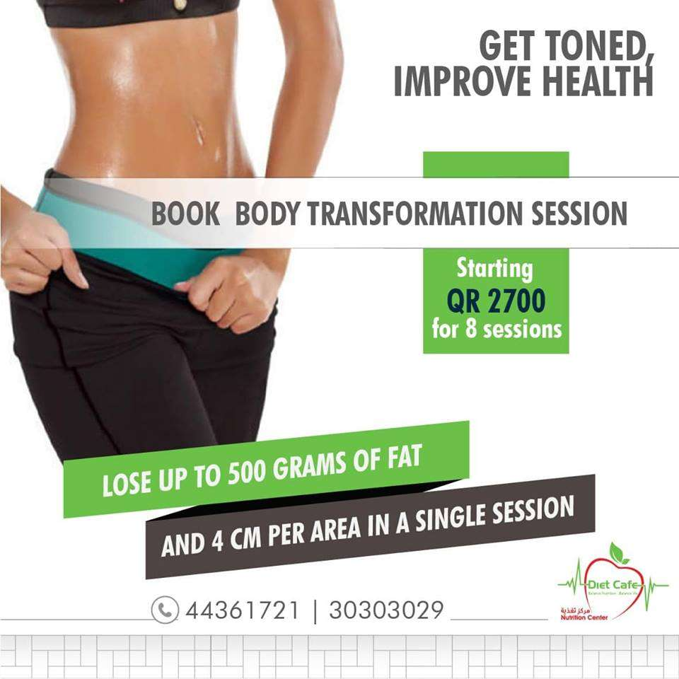 Get Toned Improve Health – Diet Cafe